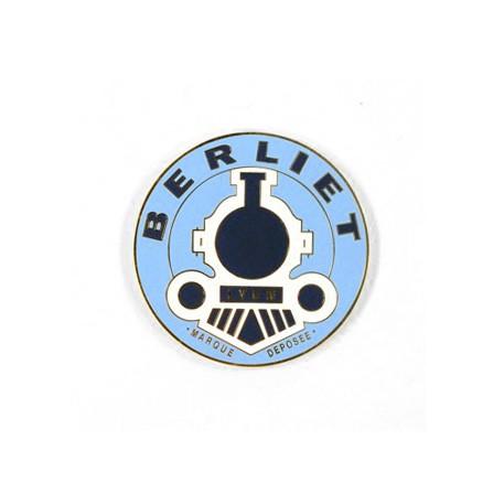 Médaille bleue locomotive Berliet