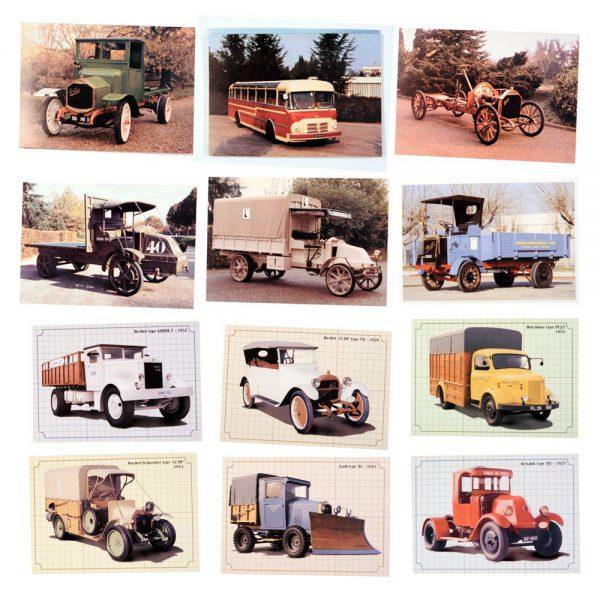 Collection complète (56 cartes)